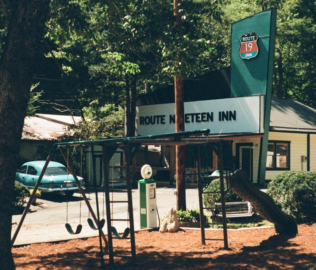 Route 19 Inn Playground